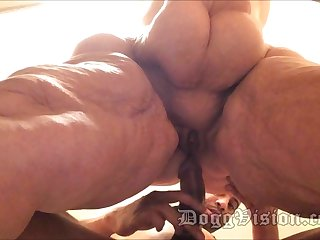 Anal Fit together GILF 56y Wide Hips BBW Amber Connors