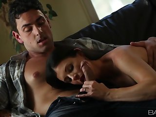 Gorgeous foreplay with flawless milf pornstar India Summer