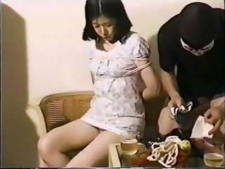 japanese cunning time bondage play