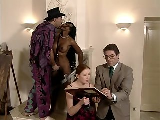 Princesse Orisha Francoise Vidal Anale Faustspiele