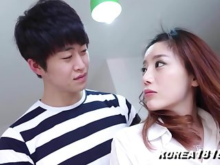 Korean Porn HOT REDHEADED Korean