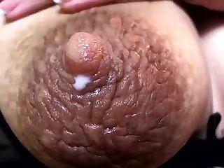 Fetish slut pumps her indestructible nipples be proper of growth