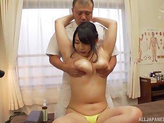 Impressive Japanese home porn with Minazumi Hikari