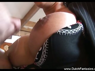 Time For Another Hot European MILF To Get Fucked