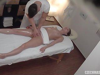 Cindy Shine amazing massage porn video