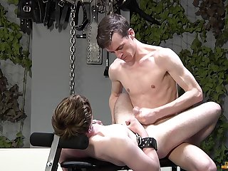 Twinks love the imprecise anal and the merciless BDSM