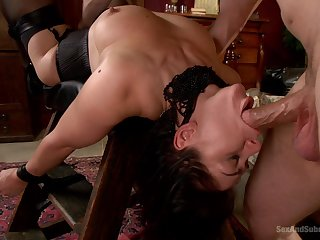 Bondage and fuck is a extreme experience be worthwhile for submissive Applicants Lexis