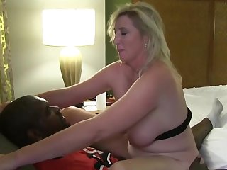 Big Bull and Hot Wife