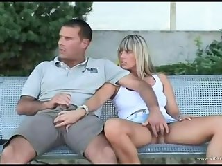 Czech public sex scenes in all directions my GF