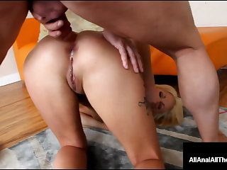 Fit & Fucked! Hot Jessica Nyx Gets A Put the show on the road Anal Pounding!