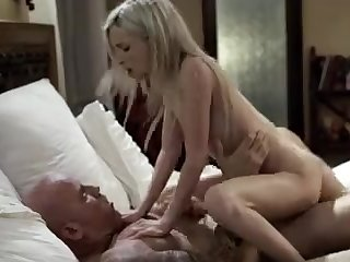 Xxx with his daughter-in-law
