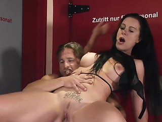 Texas Patti is one of the hottest and dirtiest German pornstars in excess of the net.